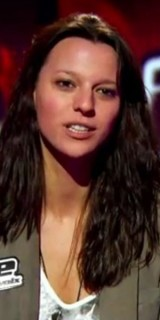 Aude Henneville (The Voice)