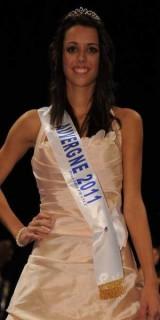 Célia Goninet (Miss Auvergne 2011)