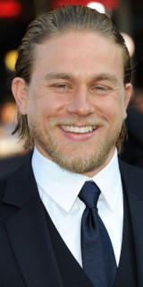 Charlie Hunnam ©KCS Press