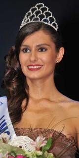 Cindy Letoux (Miss Limousin 2011)