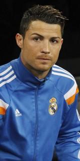 Cristiano Ronaldo ©KCS Press