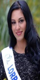 Divanna Pljevalcic (Miss Lorraine 2012)