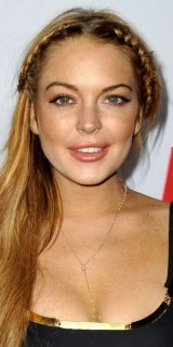 Lindsay Lohan ©KCS Press