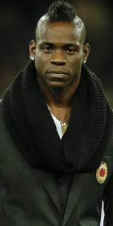 Mario Balotelli ©KCS Press