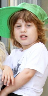 Max (fils de Christina Aguilera)