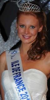 Meggahnn Samson (Miss Ile de France 2011)