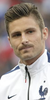 Olivier Giroud ©KCS Press