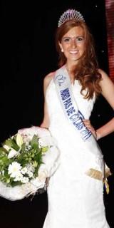 Sophie Martin (Miss Nord Pas de Calais 2011)