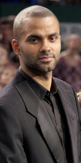 Tony Parker ©KCS Press