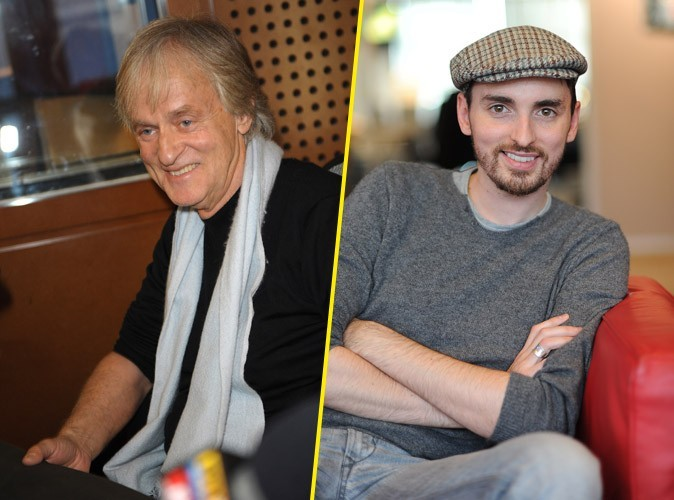 >> Dave allume Christophe Willem
