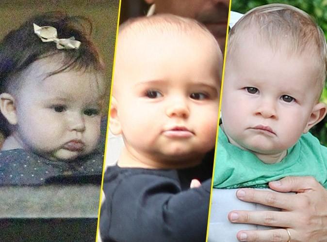 A qui sont ces bébés ?