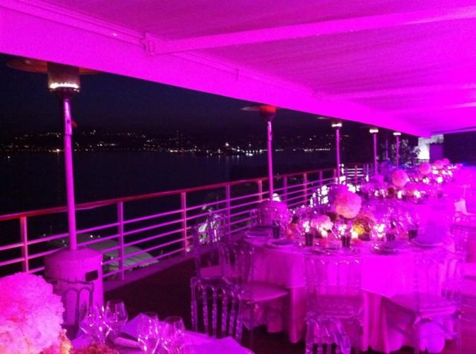 Cannes 2011 : des fêtes et des dîners somptueux !