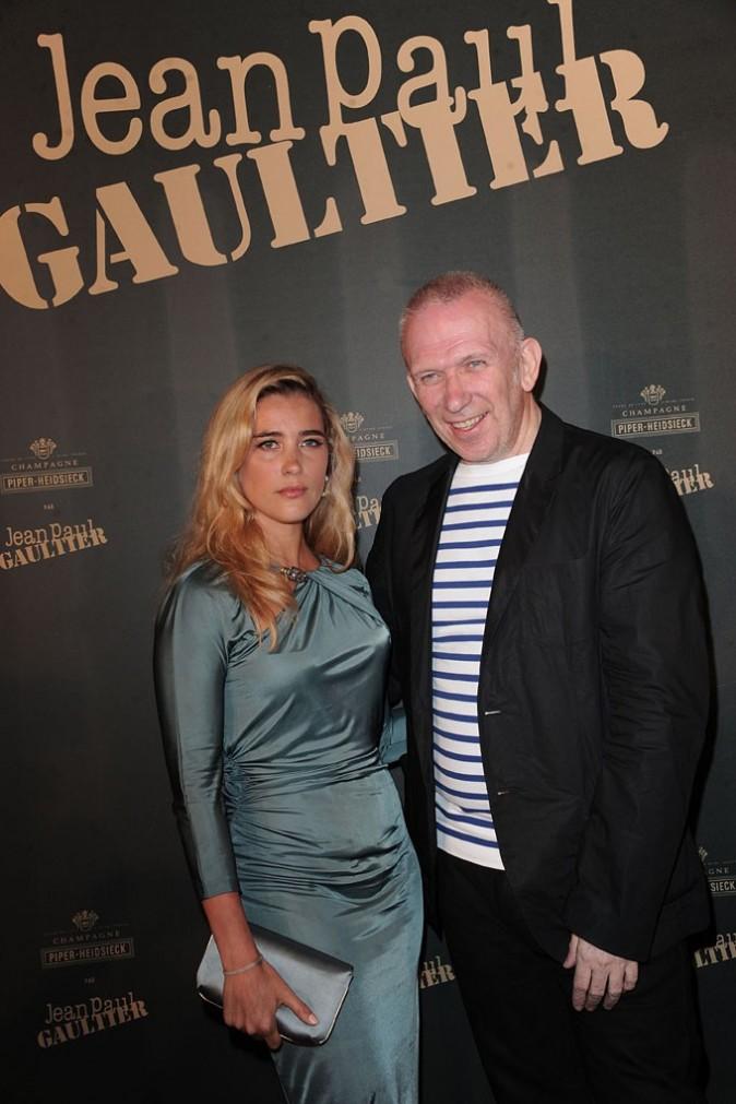 Cannes 2011 : Jean-Paul Gaultier et Vahina Giocante !