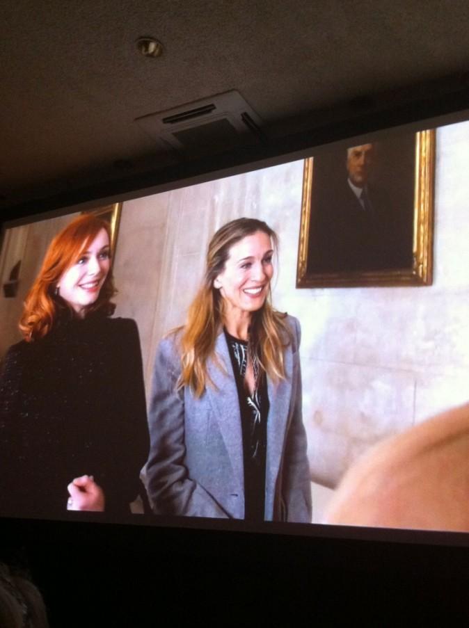 Cannes 2011 : Sarah Jessica Parker : comédienne avant tout !