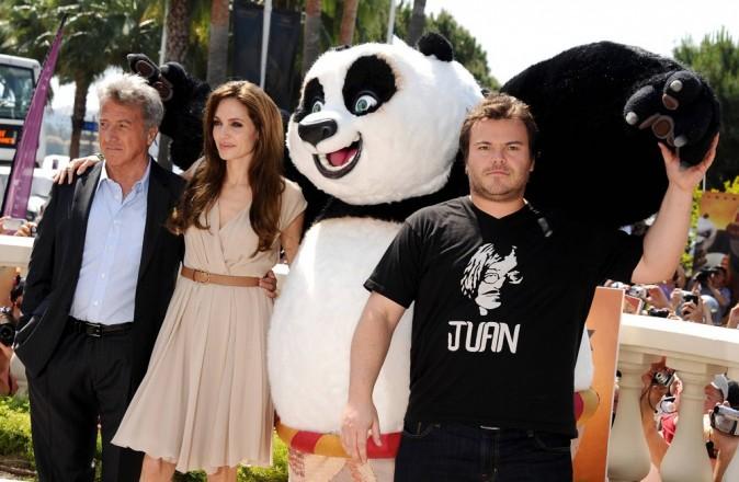 Un panda sur la Croisette !