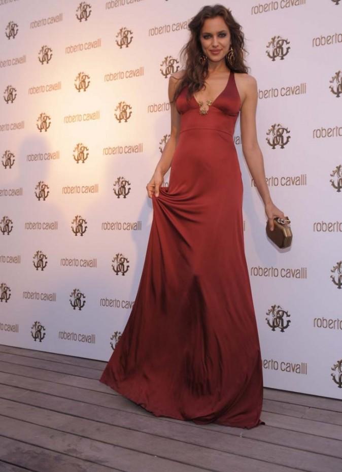 Irina était-elle la plus belle de la soirée ?