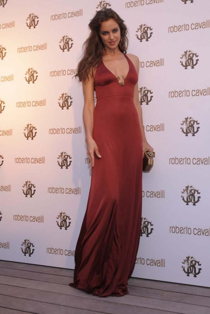 Irina Shay, la chérie de Cristiano Ronaldo