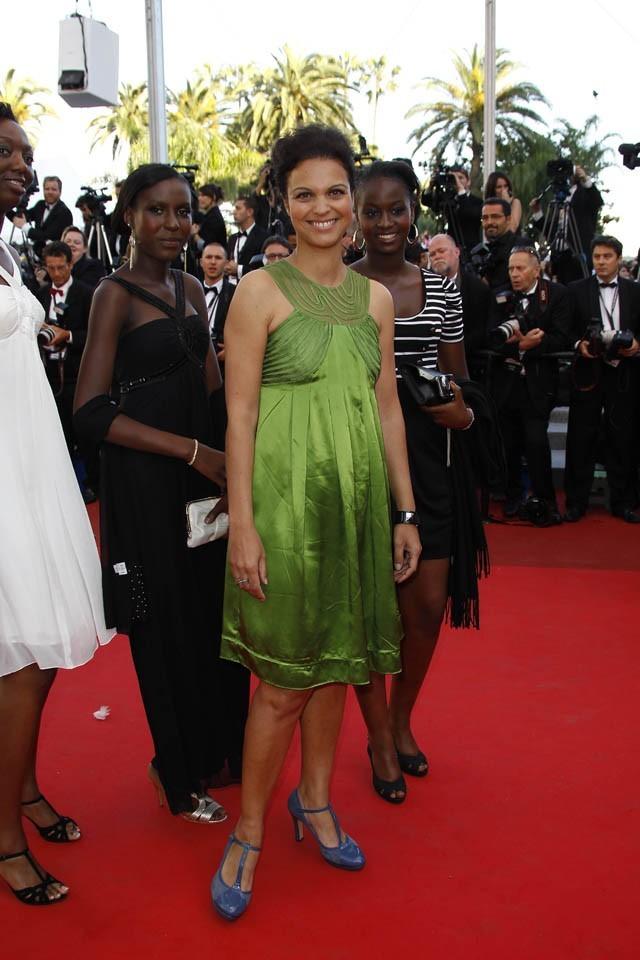 Isabelle Giordano est chez elle à Cannes et sa tenue impeccable tient à le confirmer !