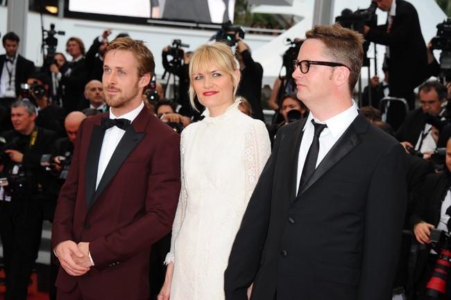 L'équipe de Driven repart avec le Prix de la Mise en Scène. Bravo à Ryan Gosling un acteur qui ne fait que grimper!