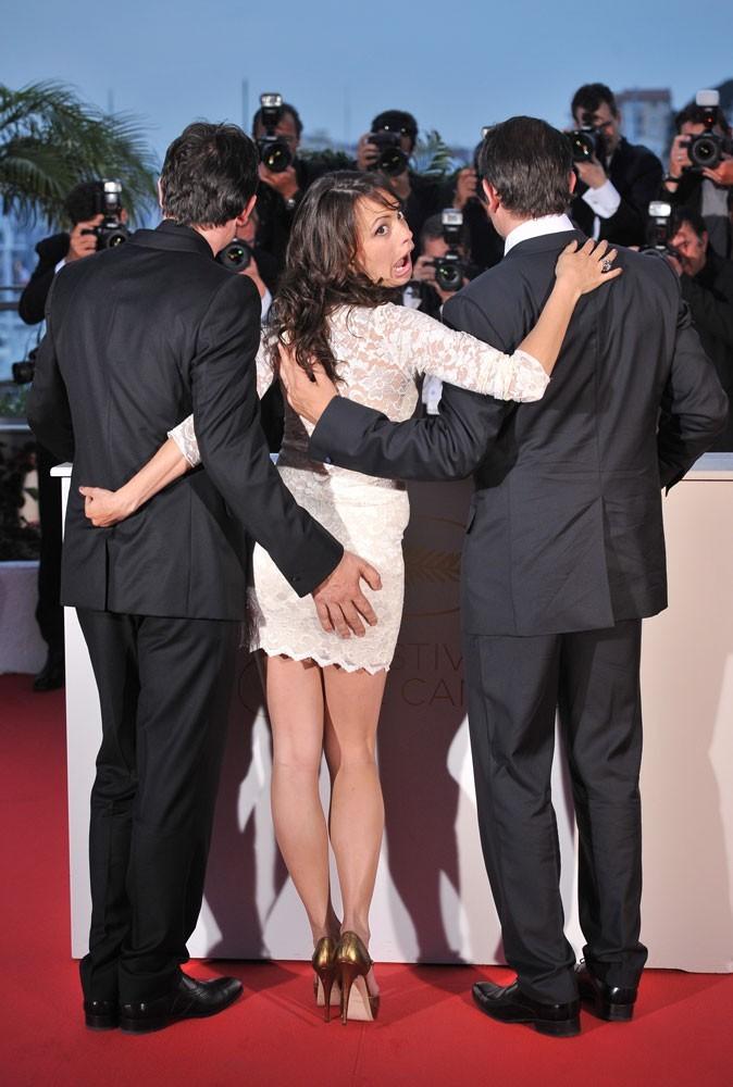 Photos : Cannes 2011 : hop ! ni vu, ni connu !