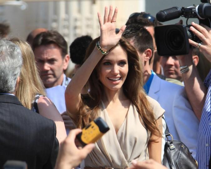 Angelina Jolie était particulièrement attendue !