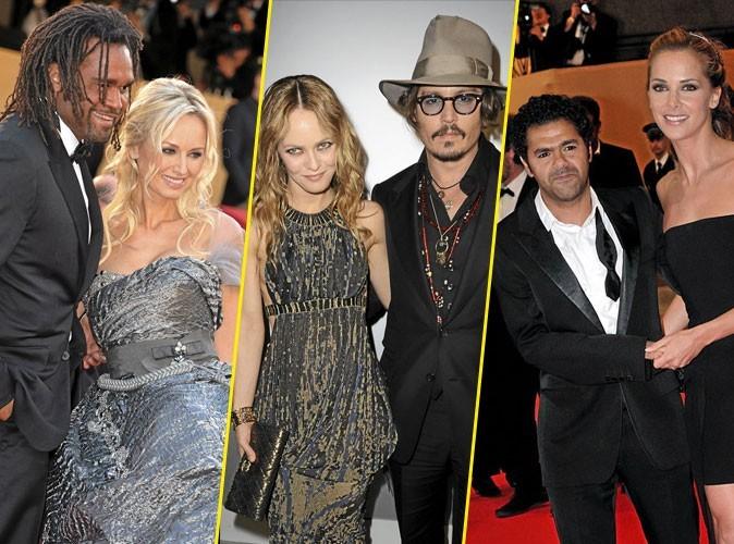 Cannes 2010 : le best of des couples de stars !