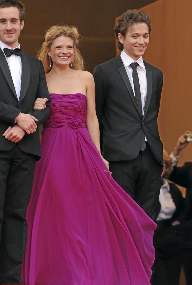 Cannes 2010 : le couple de stars Mélanie Thierry et Raphaël