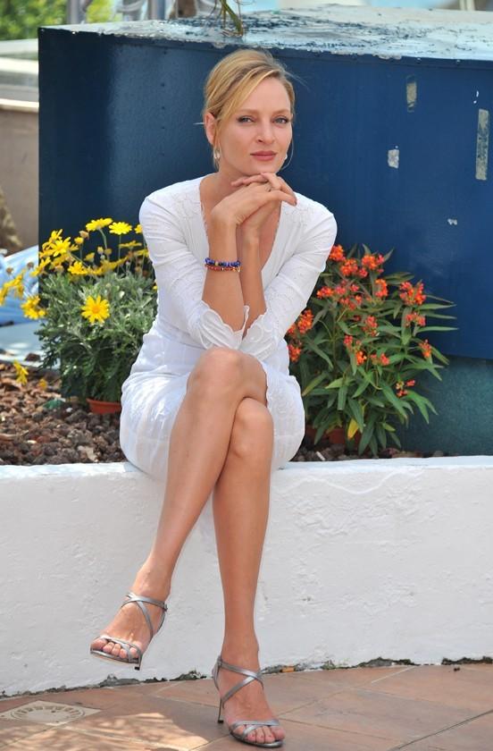 Uma opte pour le blanc et transforme l'essai! Elle est plus belle que jamais.