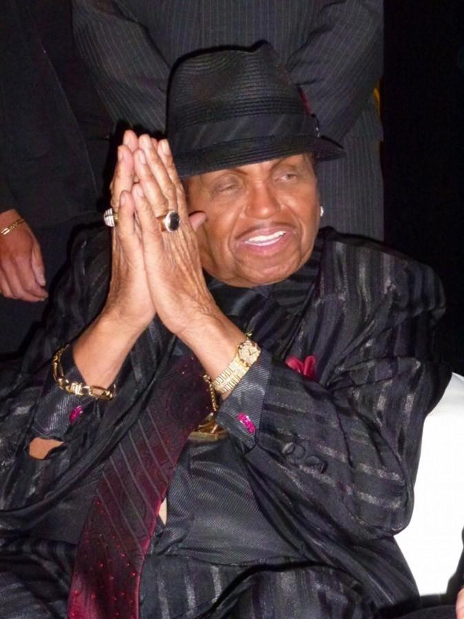 Cannes 2011 : Joe Jackson, le père de Michael