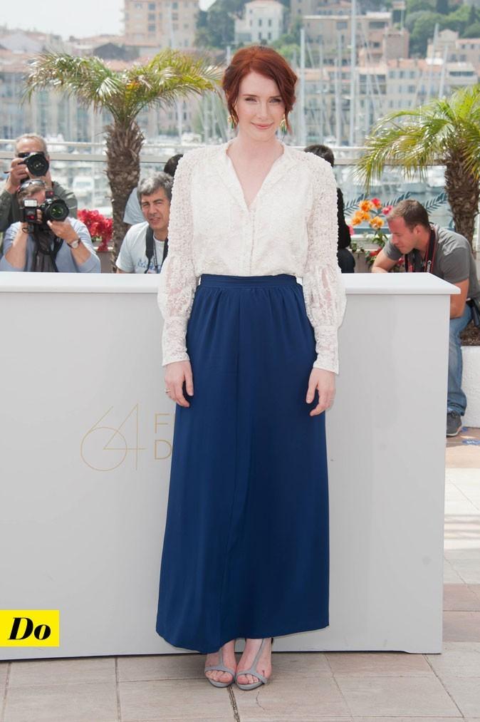 Festival de Cannes 2011 : le look jupe longue de Bryce Dallas Howard