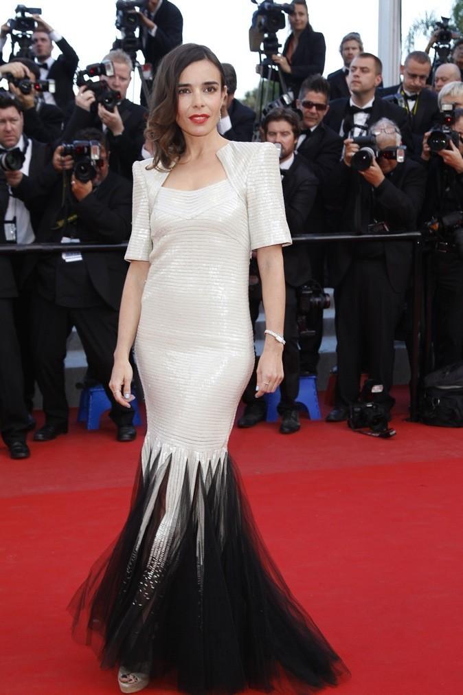 Elodie Bouchez en Chanel (mercredi 23 mai)