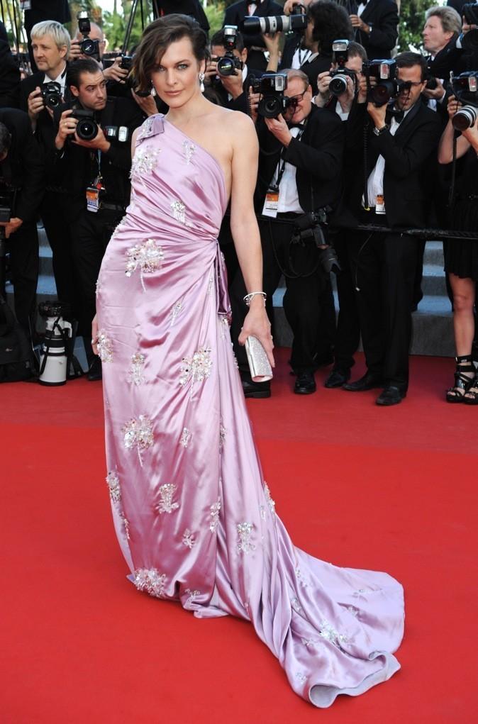 Milla Jovovich (mercredi 23 mai)
