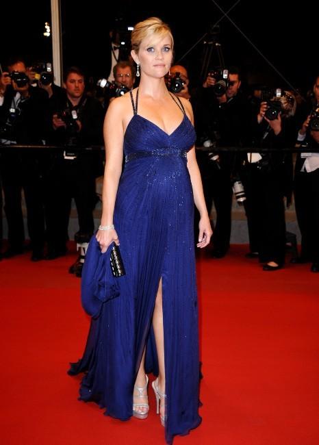 Reese Whiterspoon en Atelier Versace (samedi 26 mai)