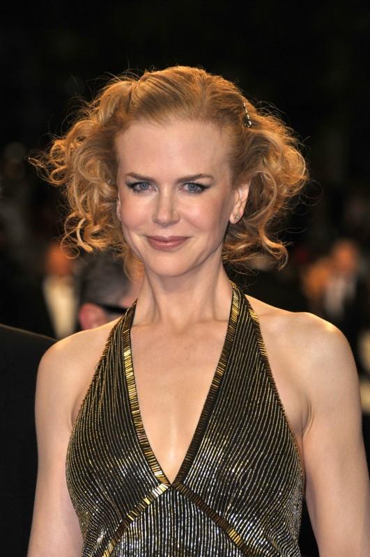 La coiffure très fifties de Nicole Kidman