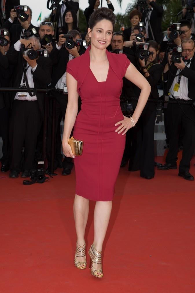 Marie Gillain (mercredi 16 mai 2012)