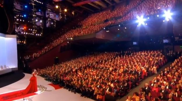 Parler face à une telle foule doit être impressionnant !
