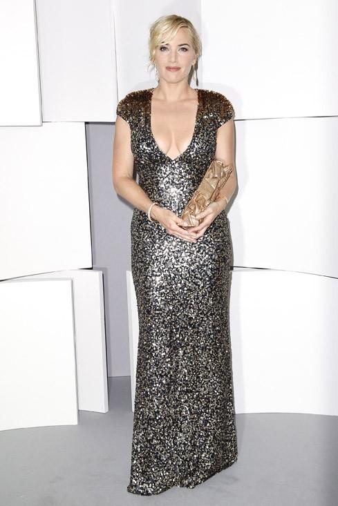 Une robe à sequins glamour à souhait !