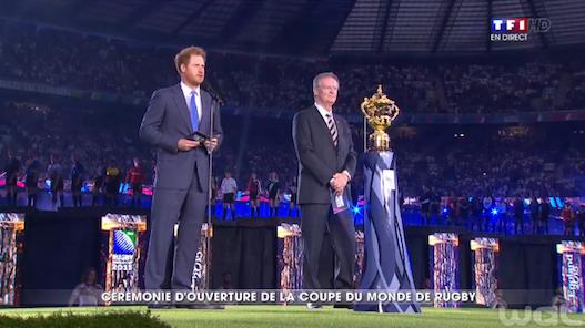 Photos coupe du monde de rugby prince harry star de l - Calendrier de la coupe du monde de rugby 2015 ...