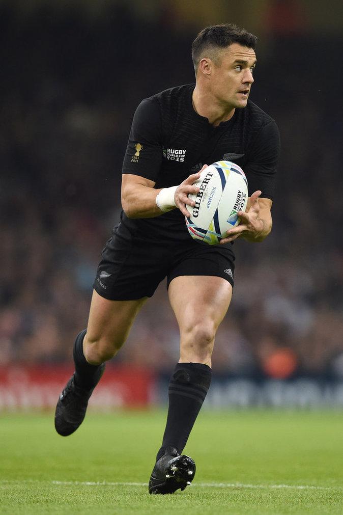 Dan Carter (Nouvelle-Zélande)