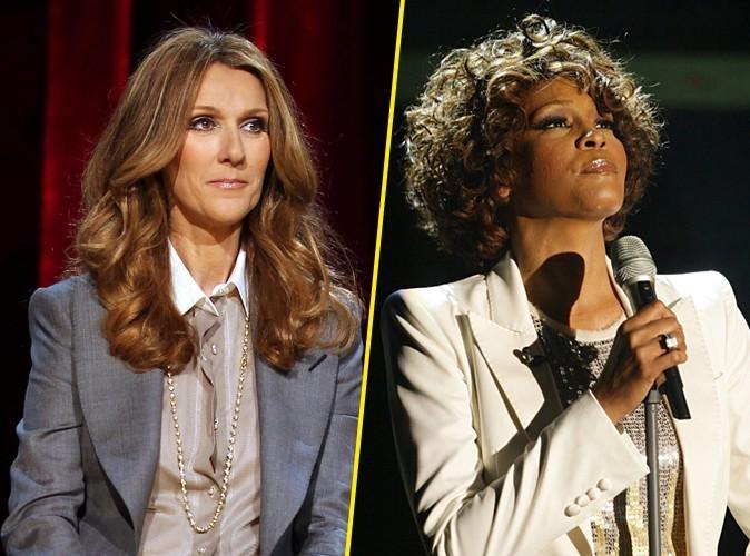"""Céline Dion : """"Les drogues ont tué Whitney Houston."""""""
