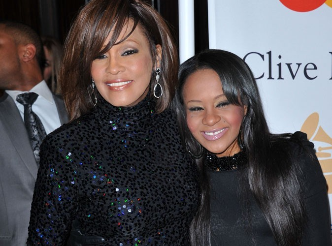 Décès de Whitney Houston : sa fille Bobbi Kristina seule héritière de sa fortune !
