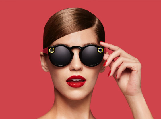 Snapchat sort cet automne sa paire de lunettes connect�es