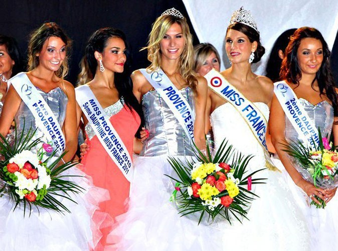 Photos : Miss Provence 2011 et ses dauphines