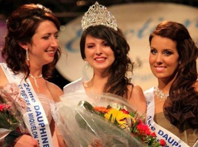 Miss France 2012 : découvrez Miss St Pierre et Miquelon, Lison Yon !