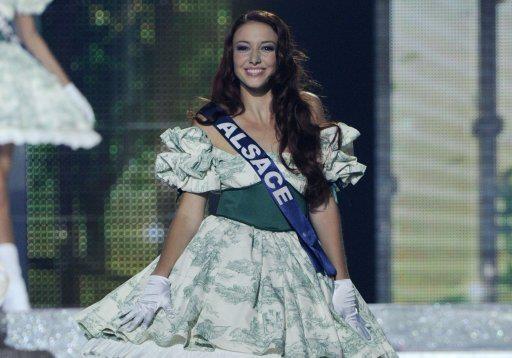 Miss France 2012 : qui est Delphine Wespiser ?