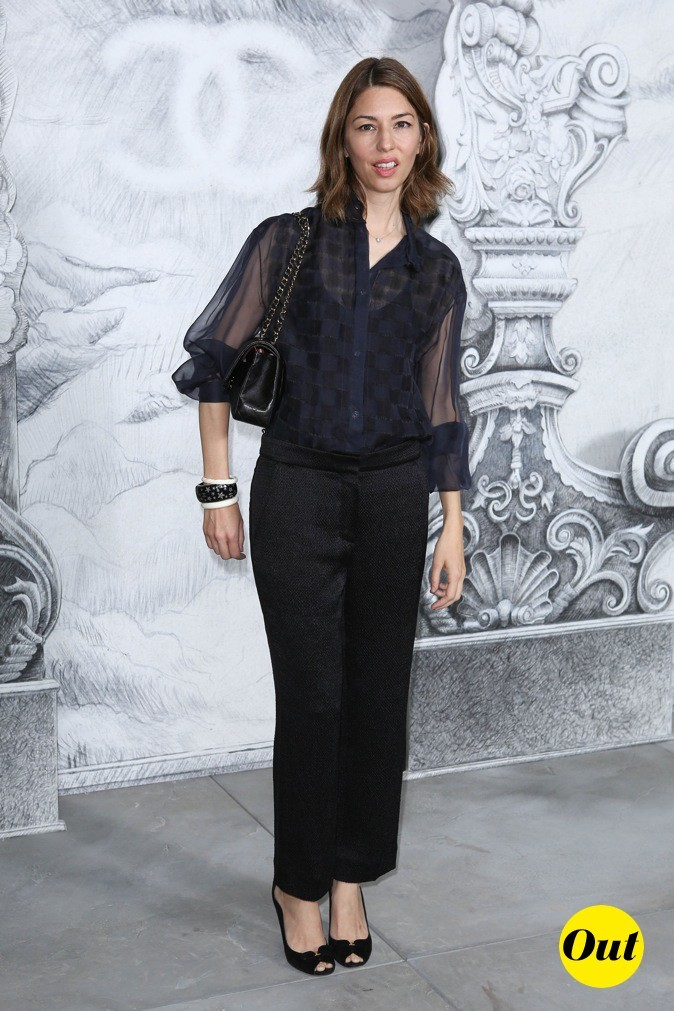 Sofia Coppola chez Chanel !