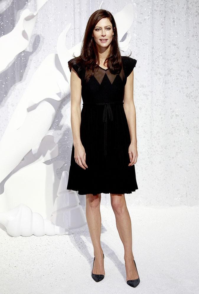 Défilé Chanel : Anna Mouglalis