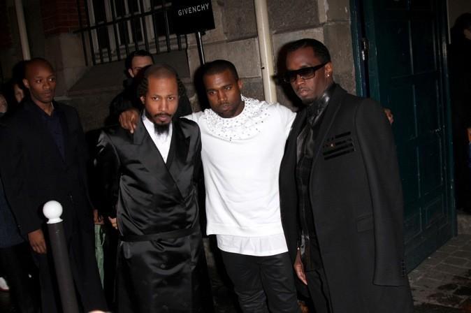 Kanye West et P.Diddy