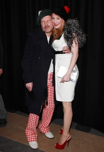 Philippe Katerine et Julie Depardieu