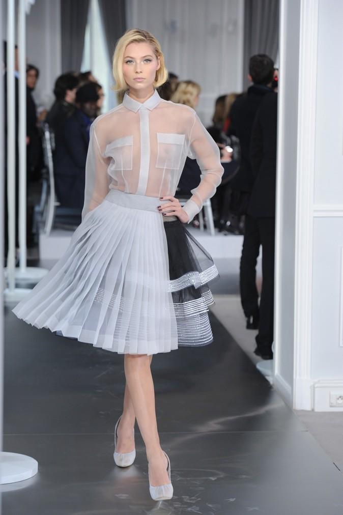 Défilé Dior Couture été 2012